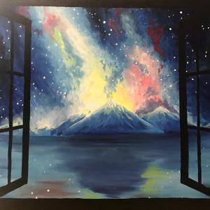 Window of Heaven Painting
