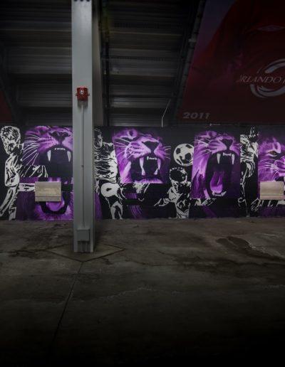 Orlando City Soccer Mural