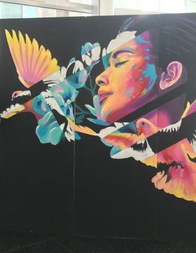 City of Orlando Mural