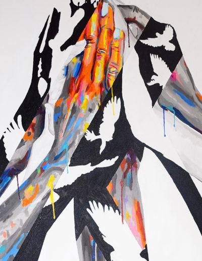 Modern Abstract Pop Art